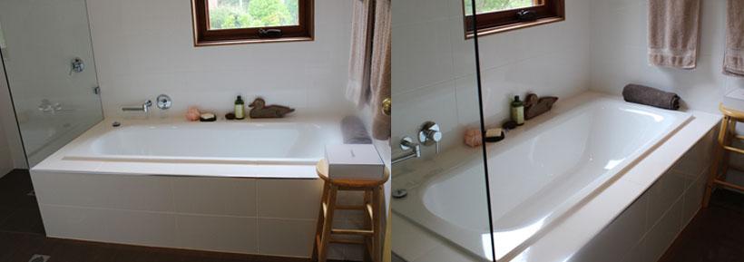 bathroom renovations berkeley vale - impact bathroomsjeff grace